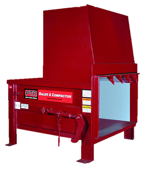 TP-2000SP Stationary Compactor