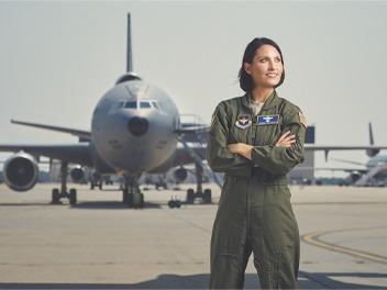Jannell MacAulay Air Force