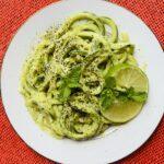Veggie Noodles Like Zucchini Spaghetti