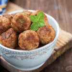 Keftedes Greek Meatballs