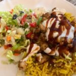Halal Chicken And Rice Recipe