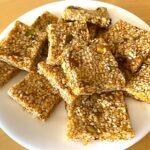 Pasteli Honey Sesame Bars