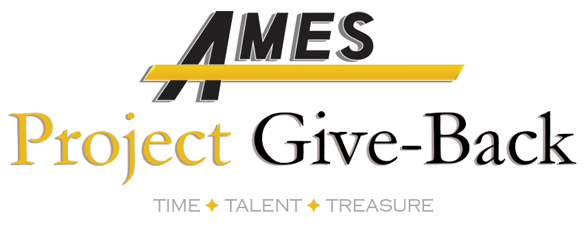 Ames Project Give-Back - Community Involvement