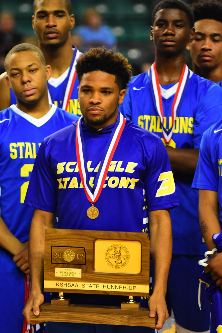 Schlagle loses state championship title game, 66-49