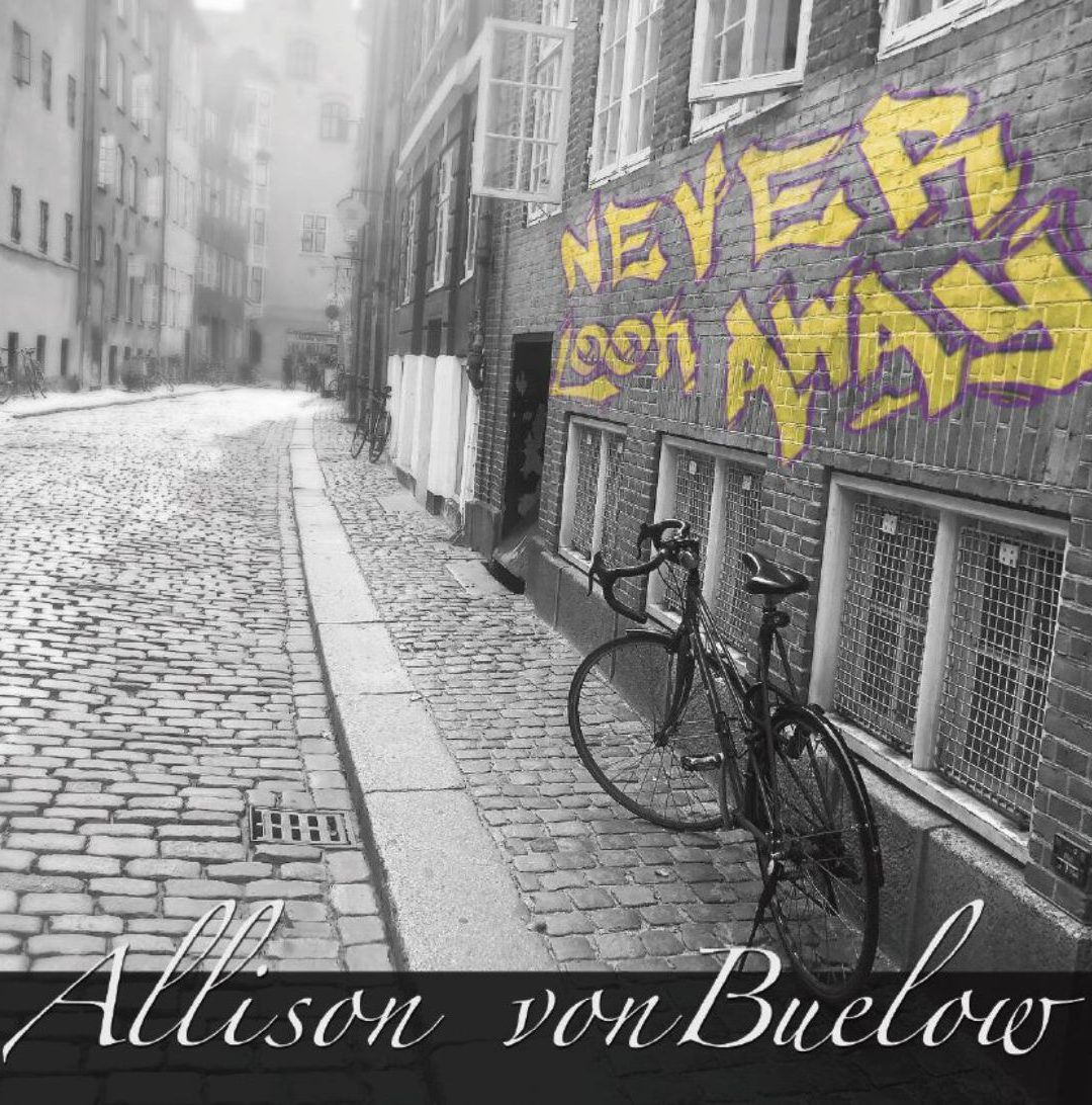 "Allison vonBuelow's Debut Album ""Never Look Away"" Out Now!"