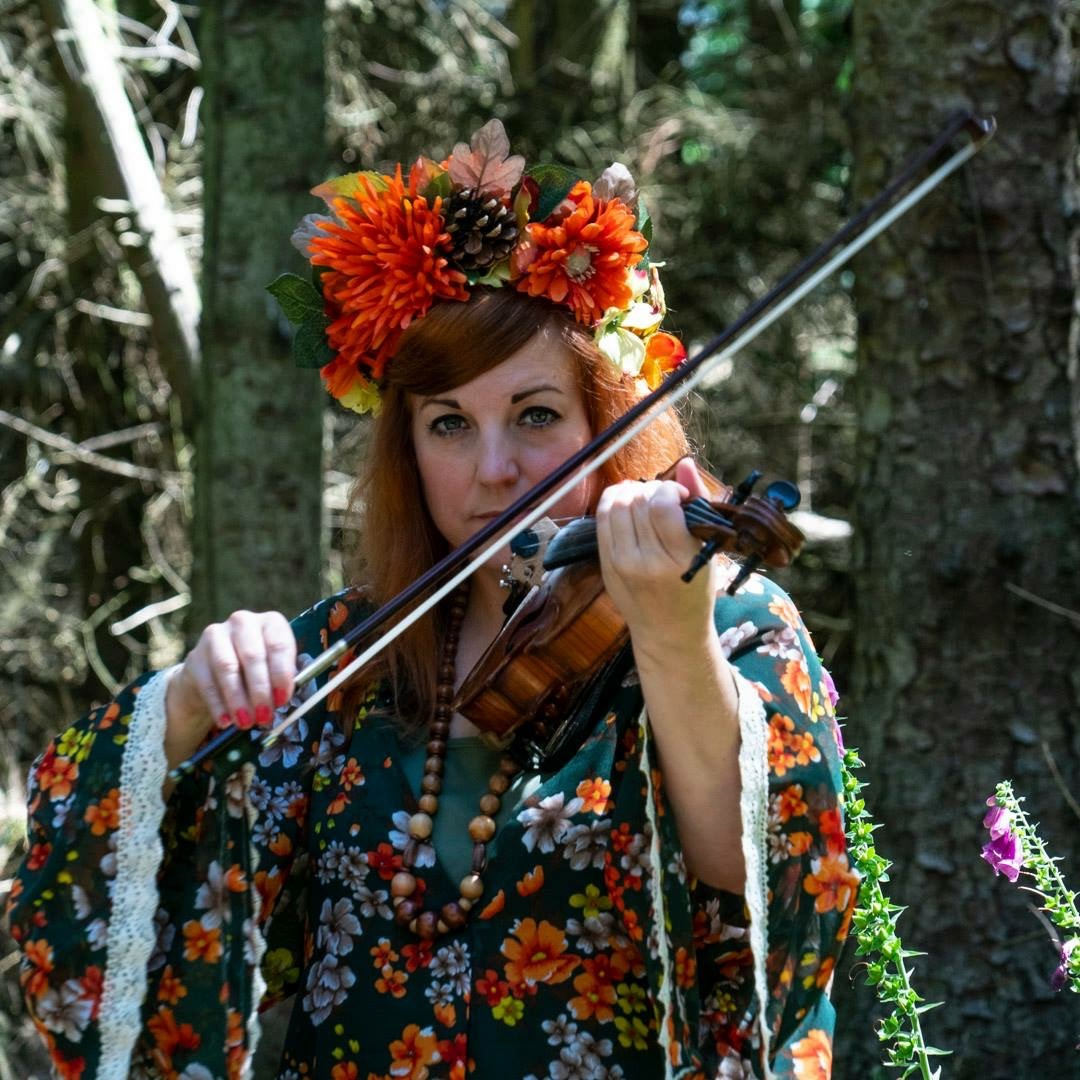 Elfin Bow – Live in the Woods – Sunday 6th September 2020