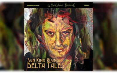 Listen to the Official HQ Audio Sampler here for the Debut Album by Sun King Rising