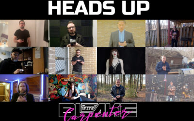 Blake Carpenter says Heads Up with New Single & Video From Upcoming Album