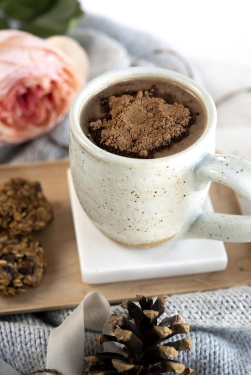 Nutritional Hot Chocolate | Kolya Naturals, Canada