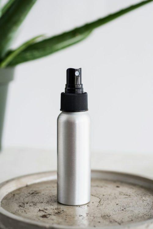 DIY Yoga Mat Cleansing Spray