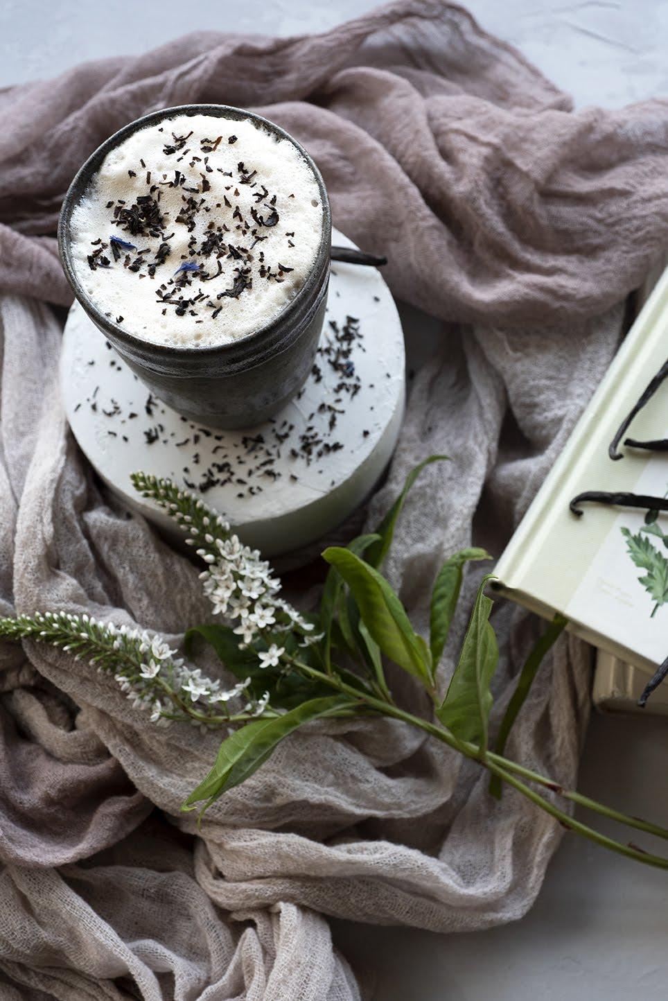 Creamy Earl Grey Latte | Kolya Naturals, Canada