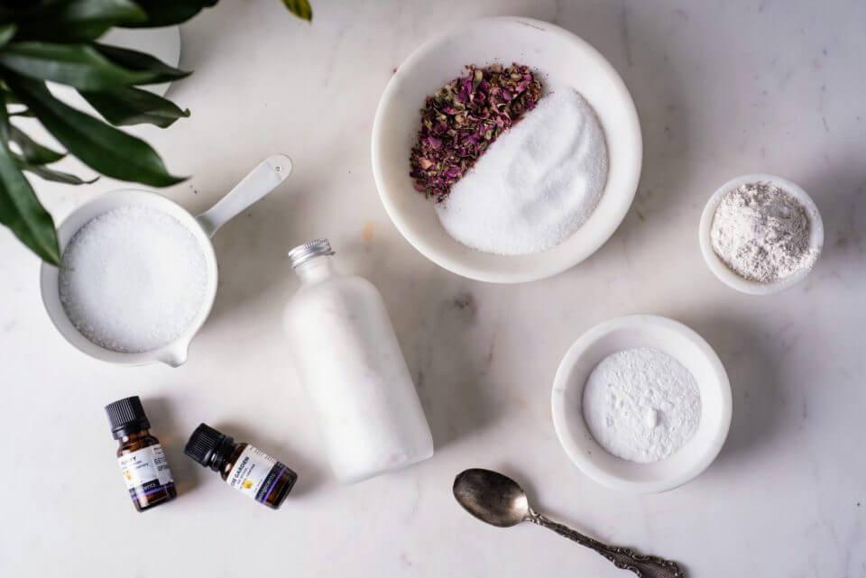 Botanical Bath Salts