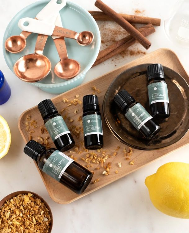 Thieves Essential Oil Combination | Kolya Naturals, Canada