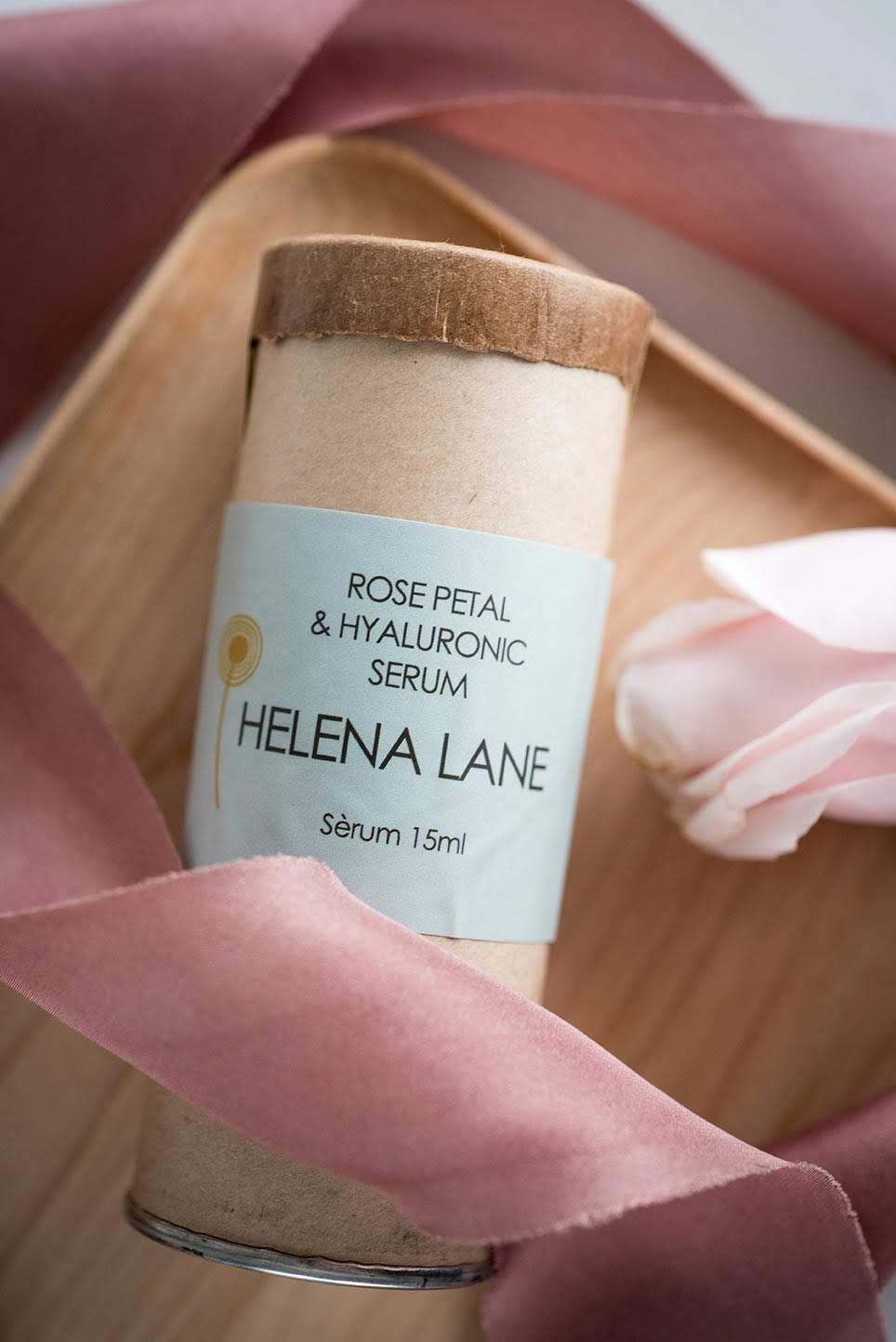 Helena Lane - Rose Petal Hyaluronic Serum | Kolya Naturals, Canada