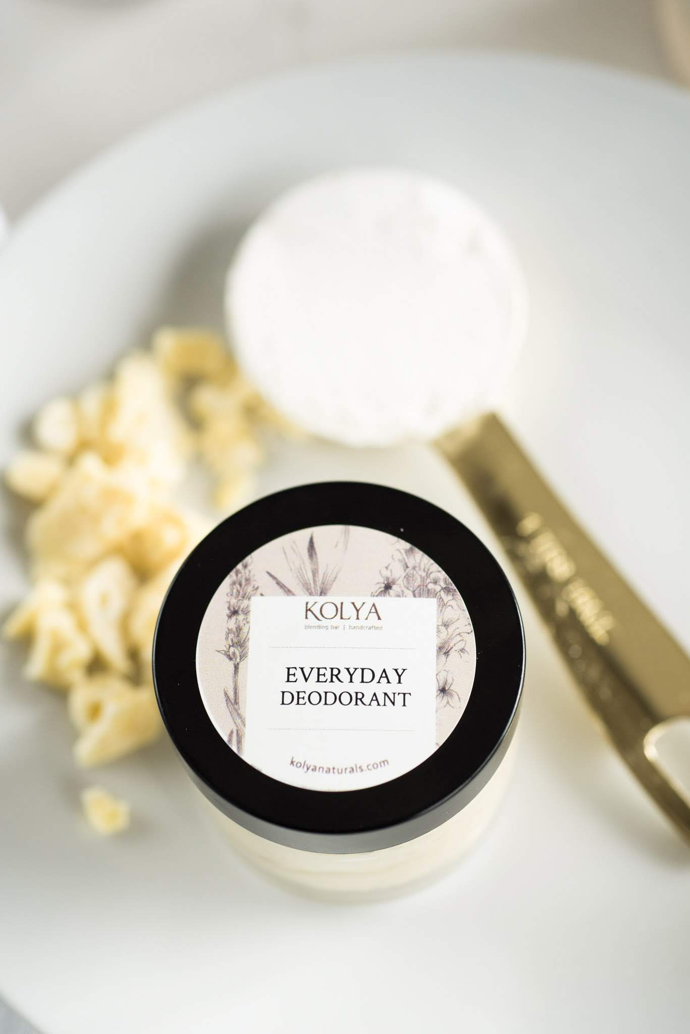 Natural Everyday Deodorant   Kolya Naturals, Canada