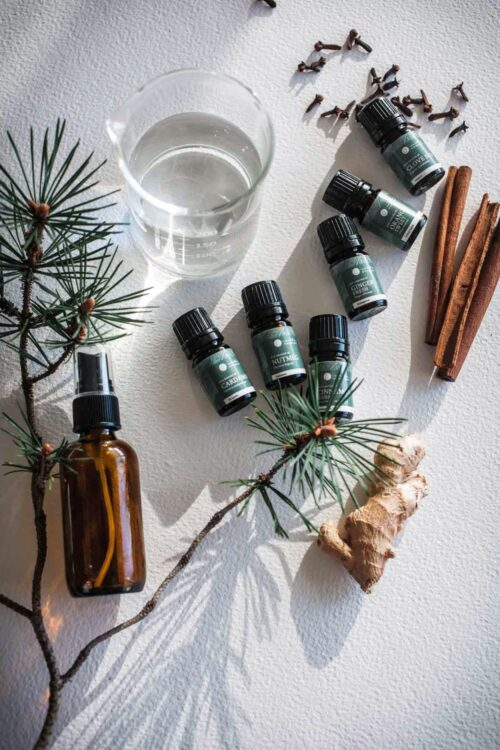 Seasonal Simplicity with Essential Oils | Kolya Naturals, Canada