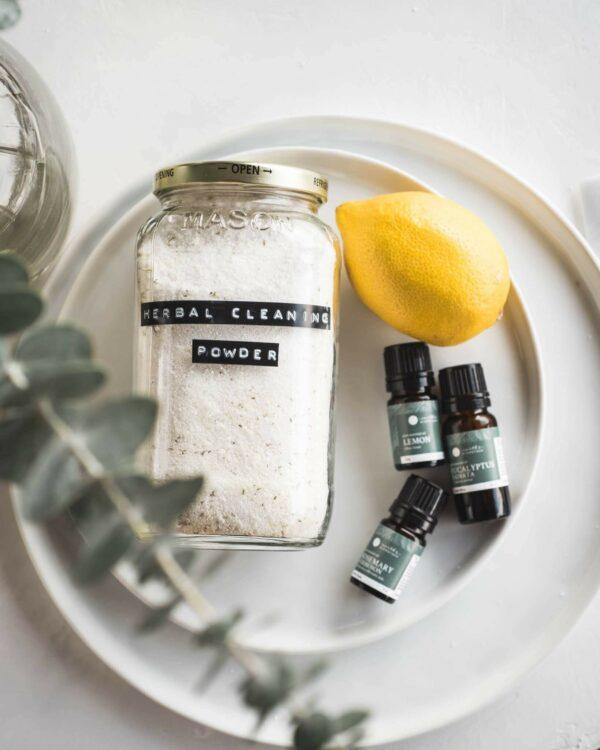 Herbal Cleaning Powder | Kolya Naturals, Canada