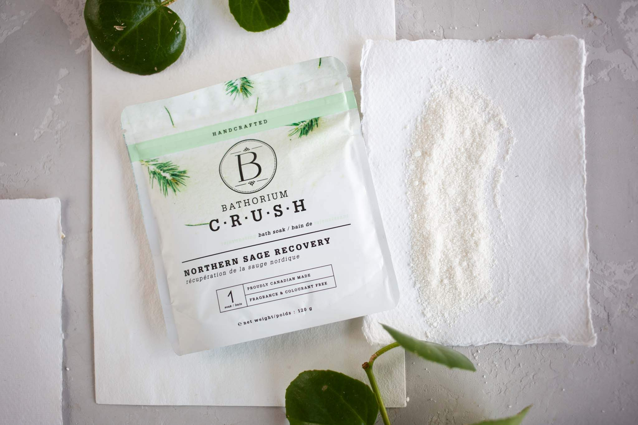 Bathorium Bath Crush | Kolya Naturals, Canada