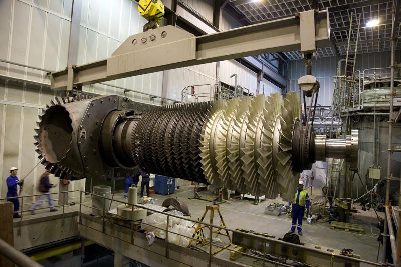Gas Turbine & Rotating Machinery Equipment