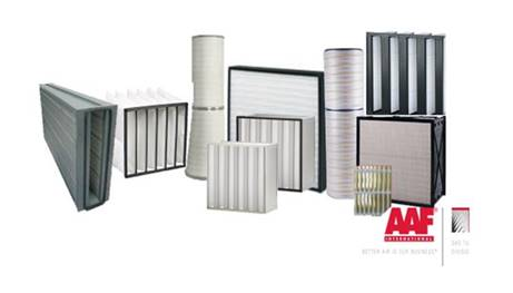 Gas Turbine & Rotating Machinery Filters