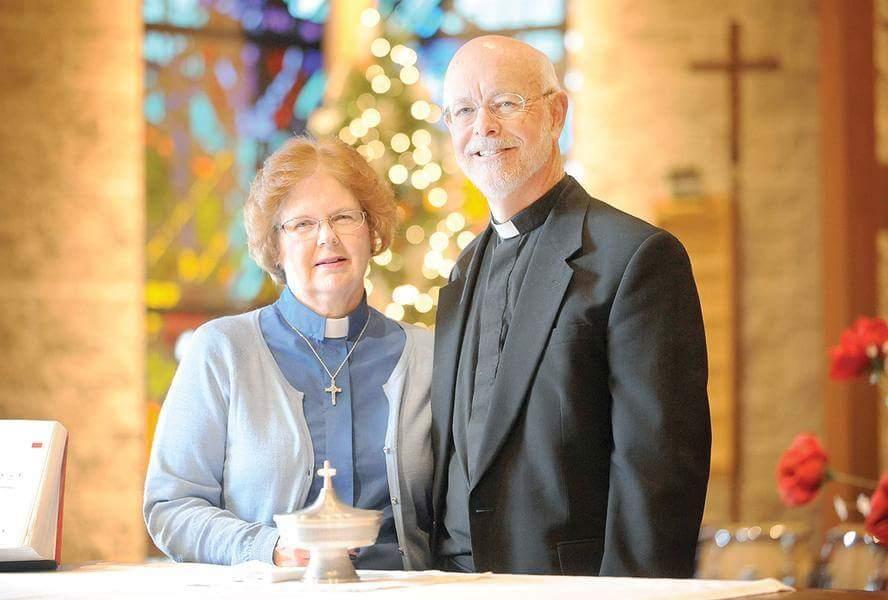 Pastors Scott & Carol Custead