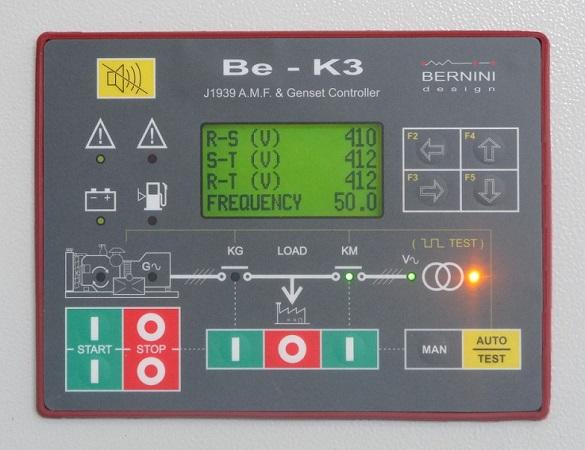 Amf Controller Bek3  U2013 Generator Controllers