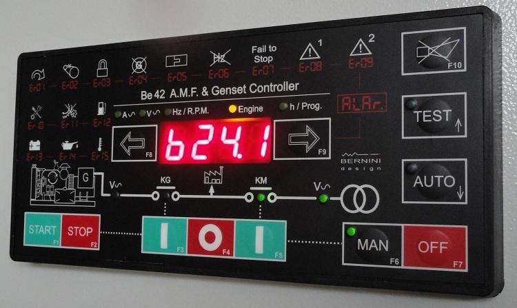 Amf Controller Be42  U2013 Generator Controllers