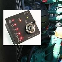 controlador motor diesel Be72