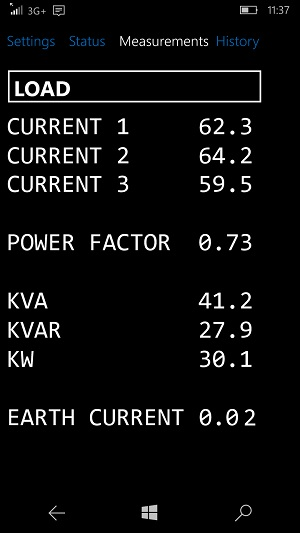 Controllo remoto gruppo elettrogeno - Generator Controllers