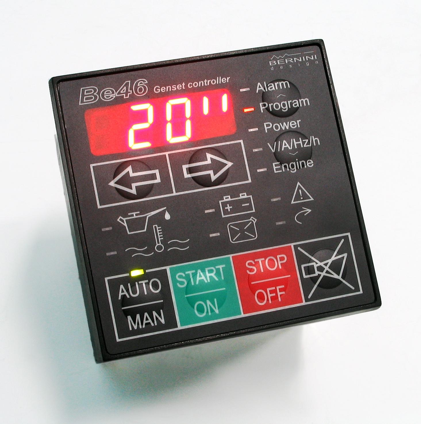 Be46 Genset Controller  U2013 Generator Controllers