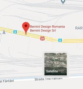 Bernini Design Sediul Legal