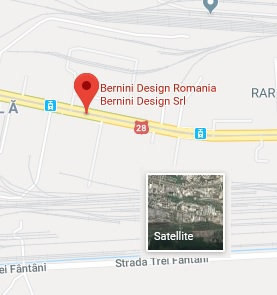 Bernini Design Sediul Legal