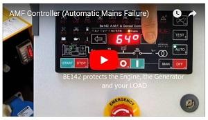 automatizare generator 15-200KVA