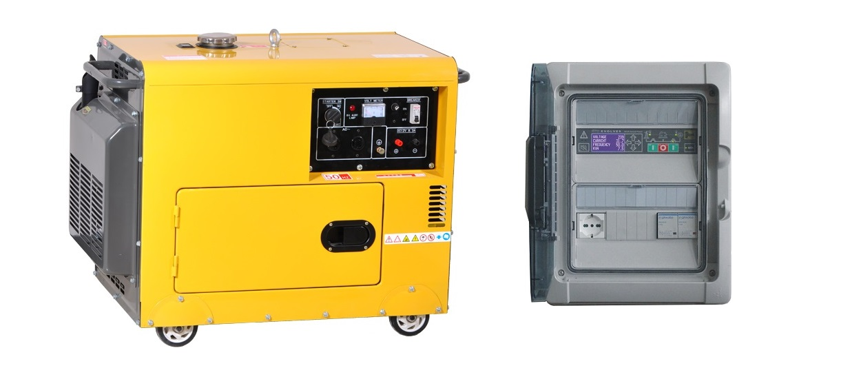 diesel generator for home use price