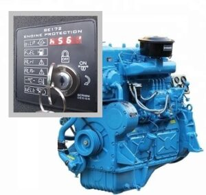 Marine Engine Protection