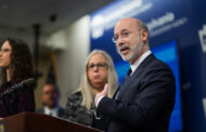 Gov. Wolf Says Tests Are Up; Levine Provides Insight On Reopening Plans