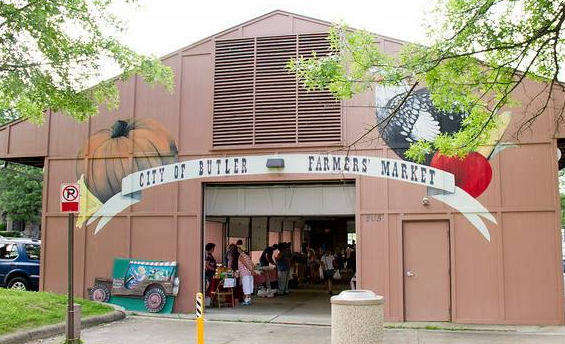 City Farmers Market To Open Saturday