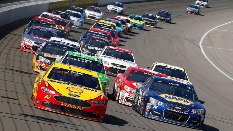 NASCAR Cup Series Heads to Pocono