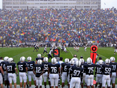 Big Ten announces schedule/Penn State to open Labor Day weekend