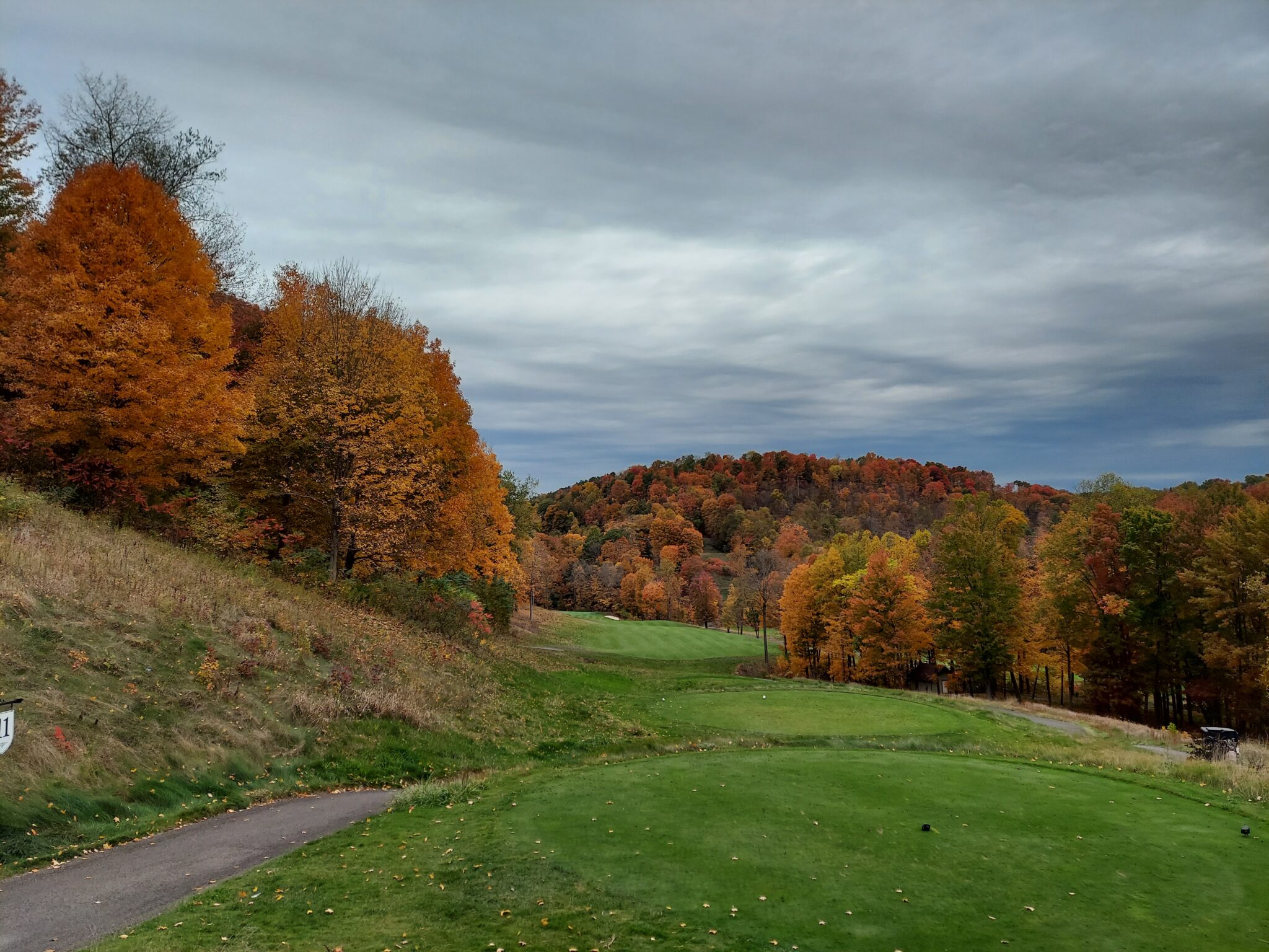 Weekend Sets Up For Great Fall Foliage