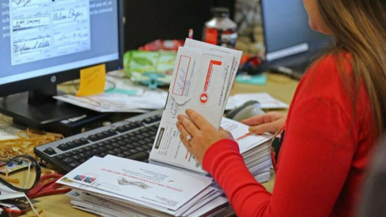Mail-In Ballot Requests Surpass 40,000 In Butler County