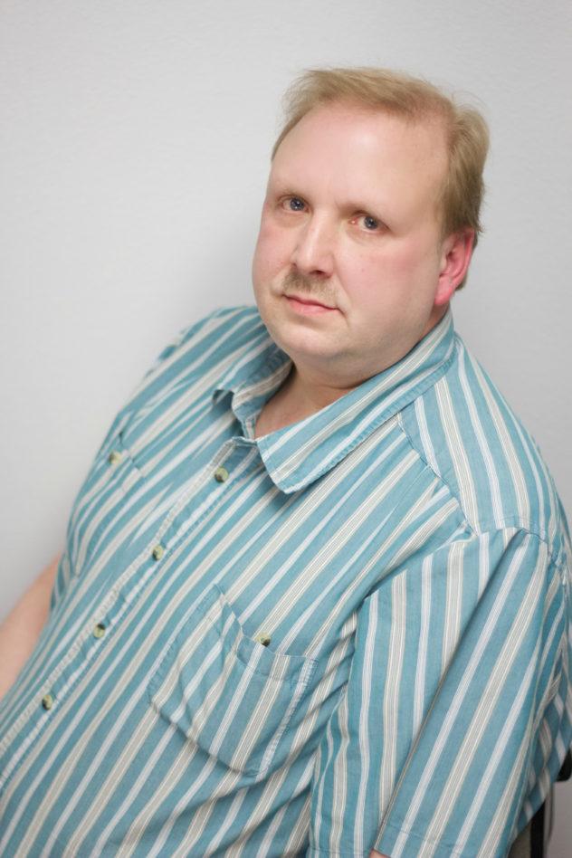 Ron Specker, KLTF Program Director