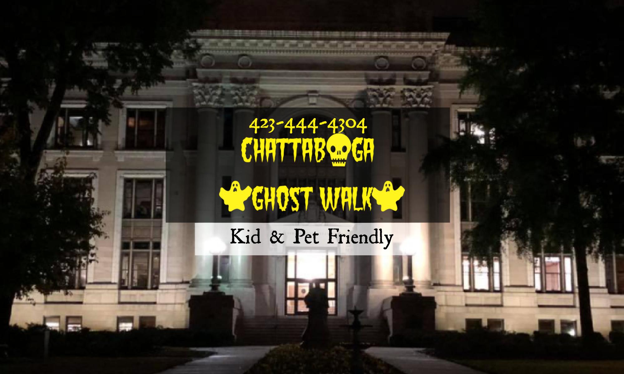Chattabooga Ghost walk