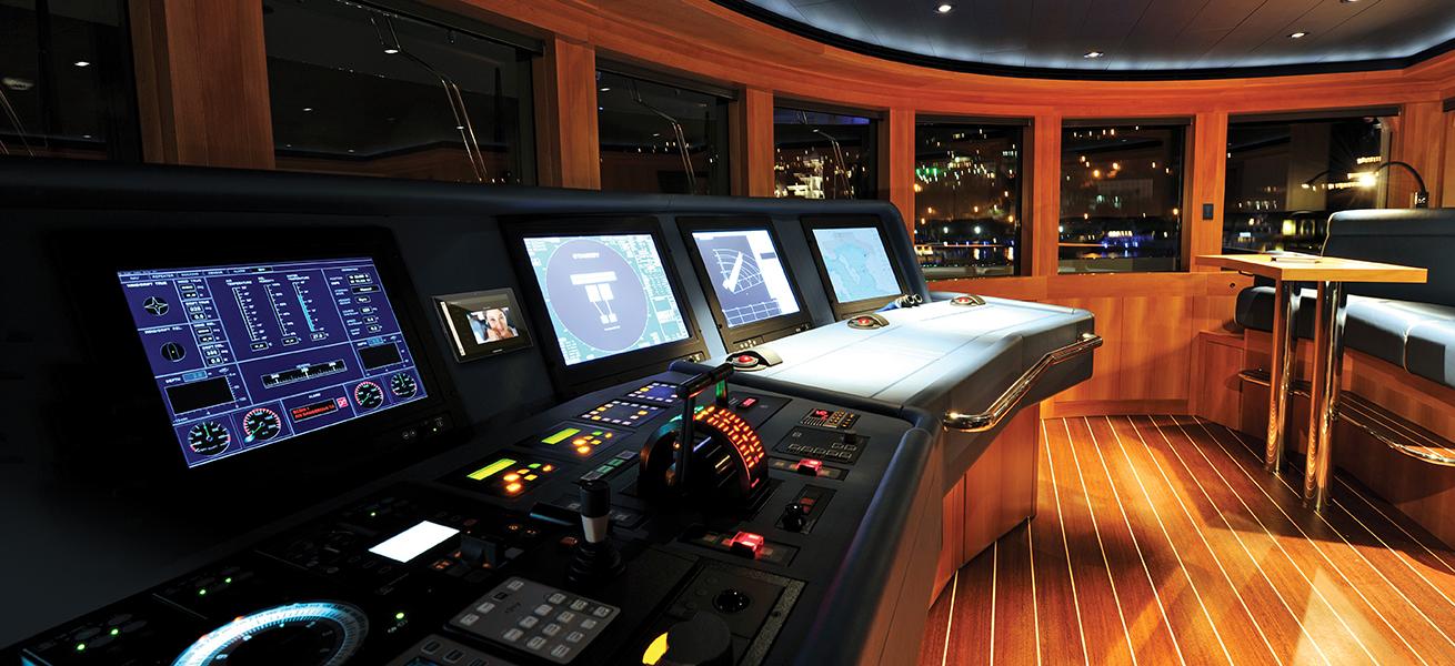 Super Yacht Marine Technology
