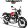 Interceptor 650 PnP V4 Hazard system
