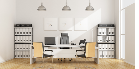 How to Organize Your Small Business Office/Workspace