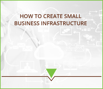 How to Create Small Business Infrastructure
