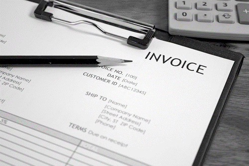 Accounts Receivable / Billing Process Template for Services (Premium)
