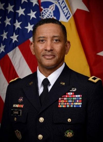 major general jason t evans