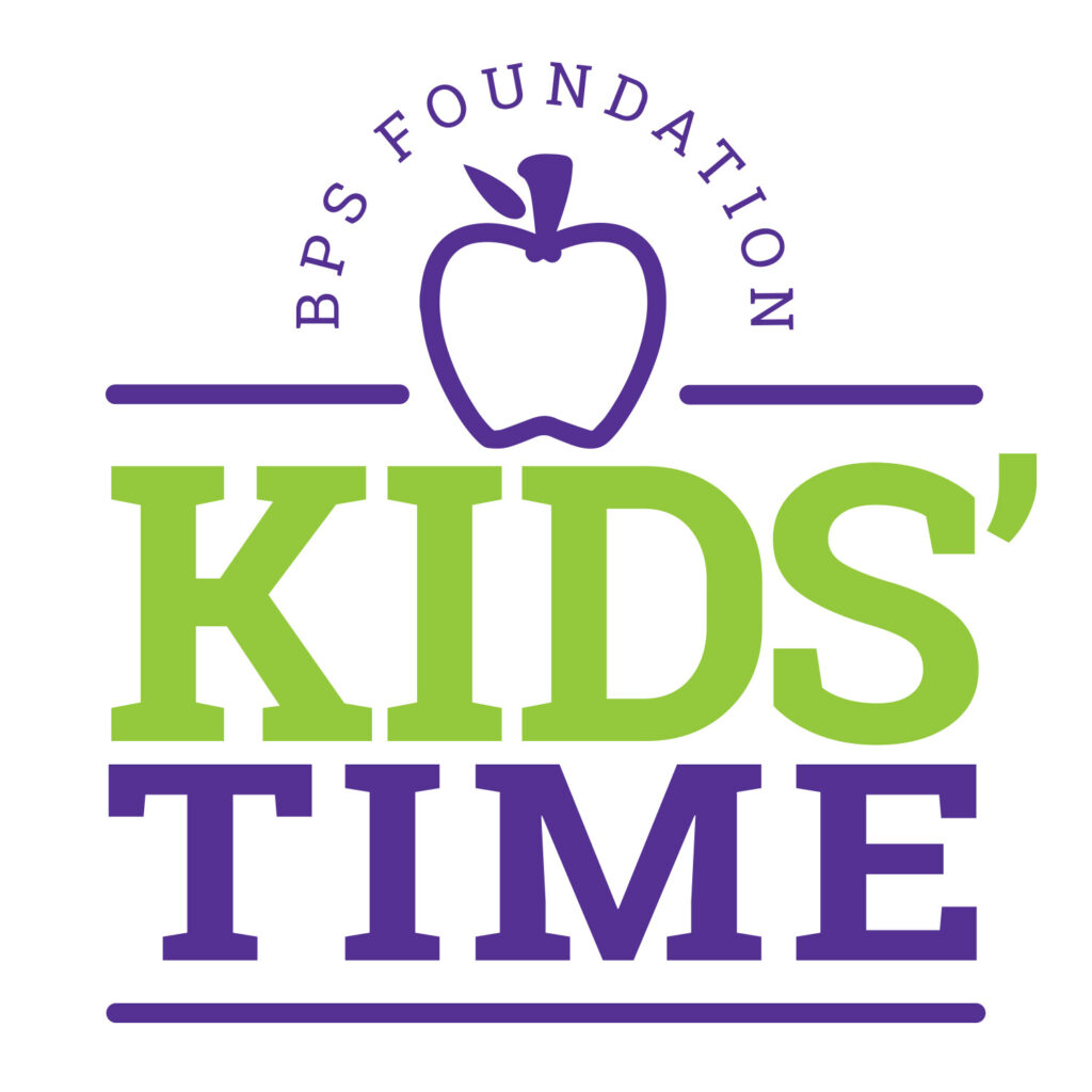 bps foundation kids' time logo